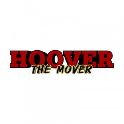 Hoover the Mover logo